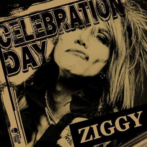 ZIGGY「CELEBRATION DAY」※直筆サイン入り