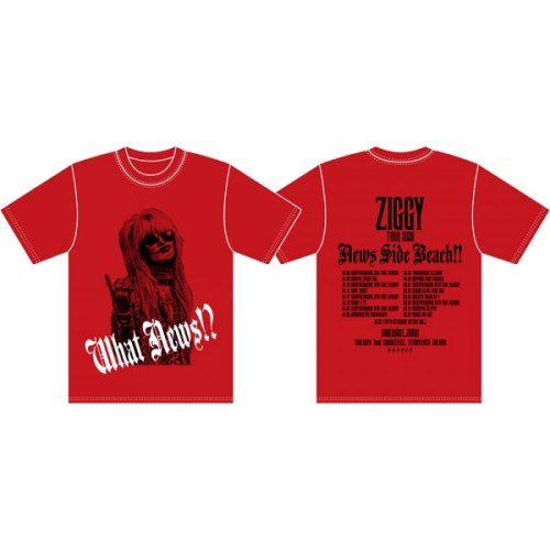 ZIGGY TOUR2020「NEWS SIDE BEACH!!」PHOTO Tシャツ